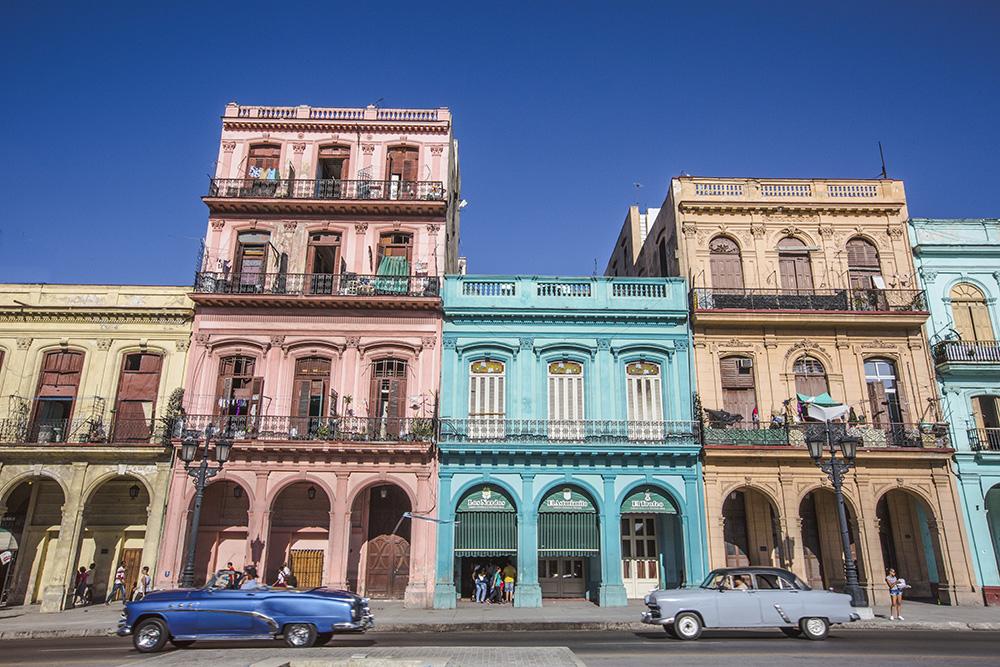 Downtown Havana.