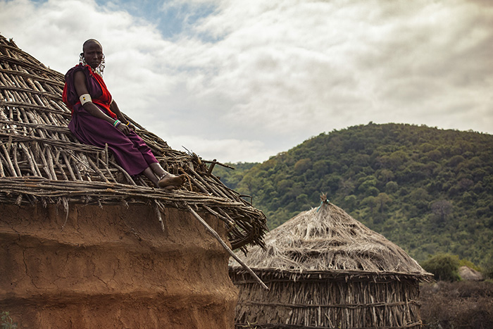 Maasai women are empowering each other to improve the air quality of their homes.