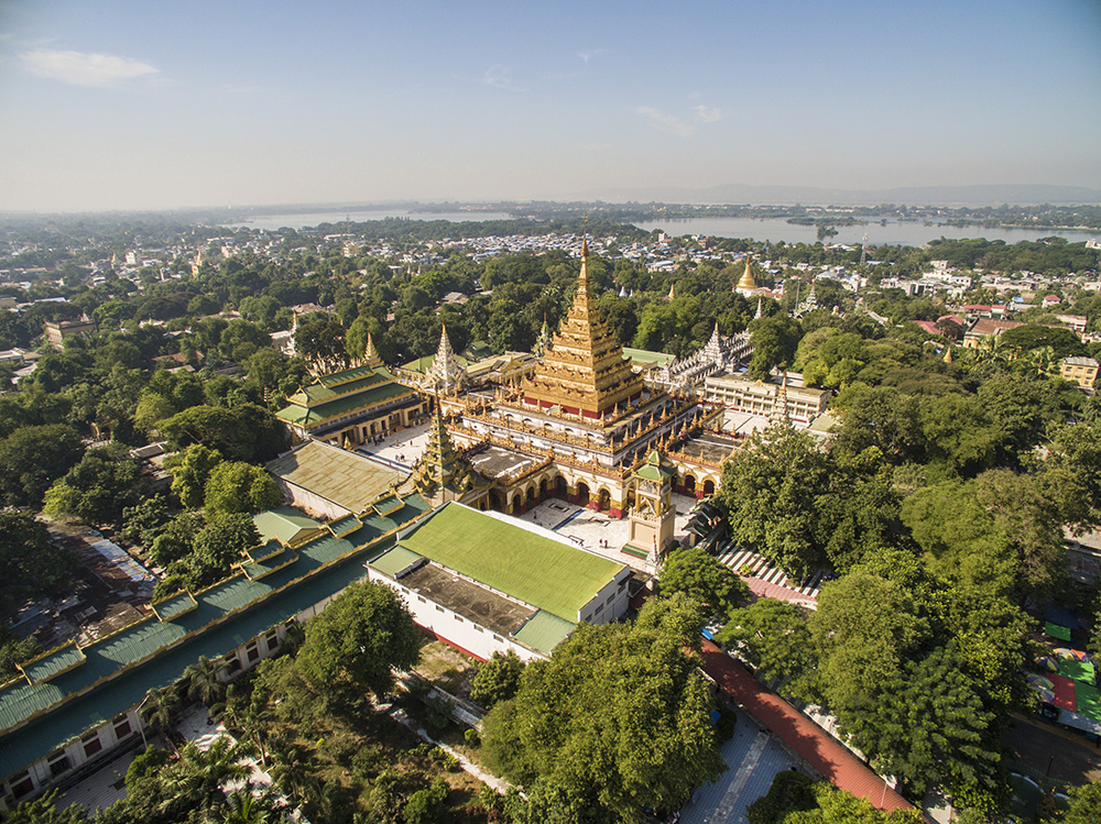 Burma's green season is very hot, but fewer tourists can mean a more comfortable travel experience.