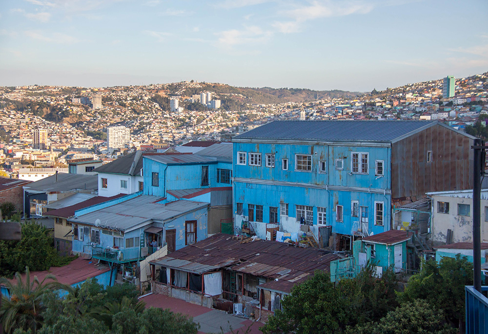 The views of Valparaíso. Photo courtesy of Chris Goldberg.