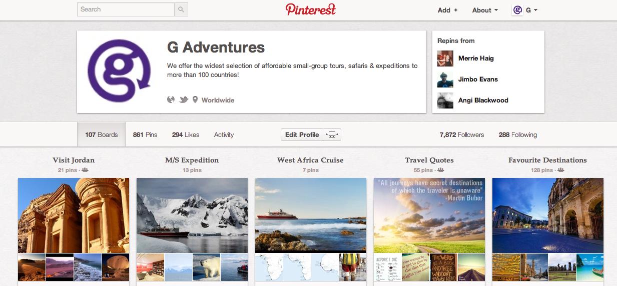 Six Internet Travel Planning Tools G Adventures