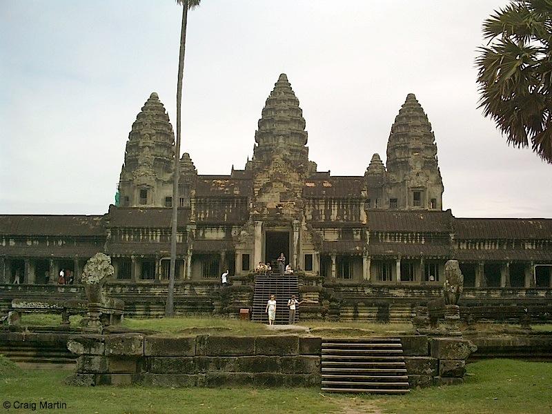 Cheapest Angkor Wat Tour