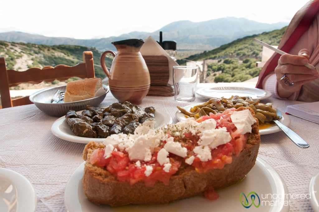 Eating Your Way Through Crete G Adventures