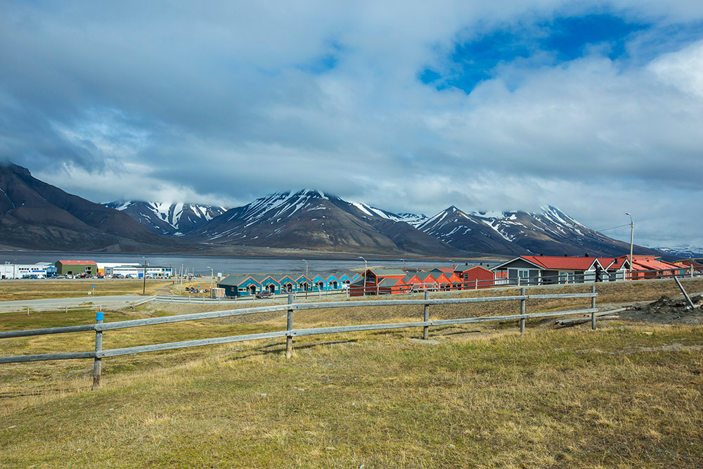 A visit to Longyearbyen will help earn some bragging rights.