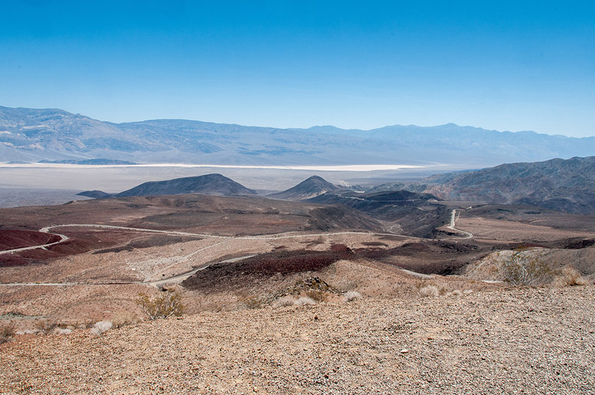 Death Valley is a park of superlatives.