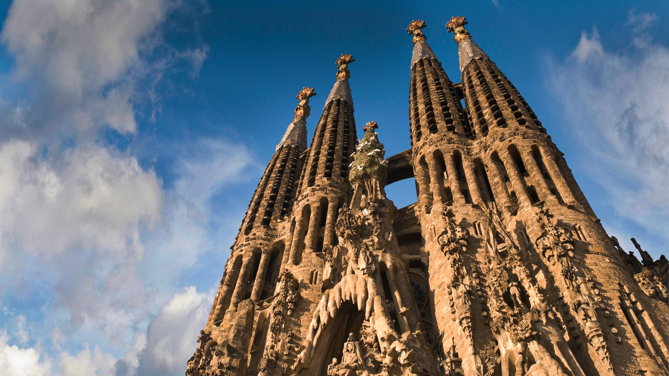 Barcelona: Get Lost in Gaudí