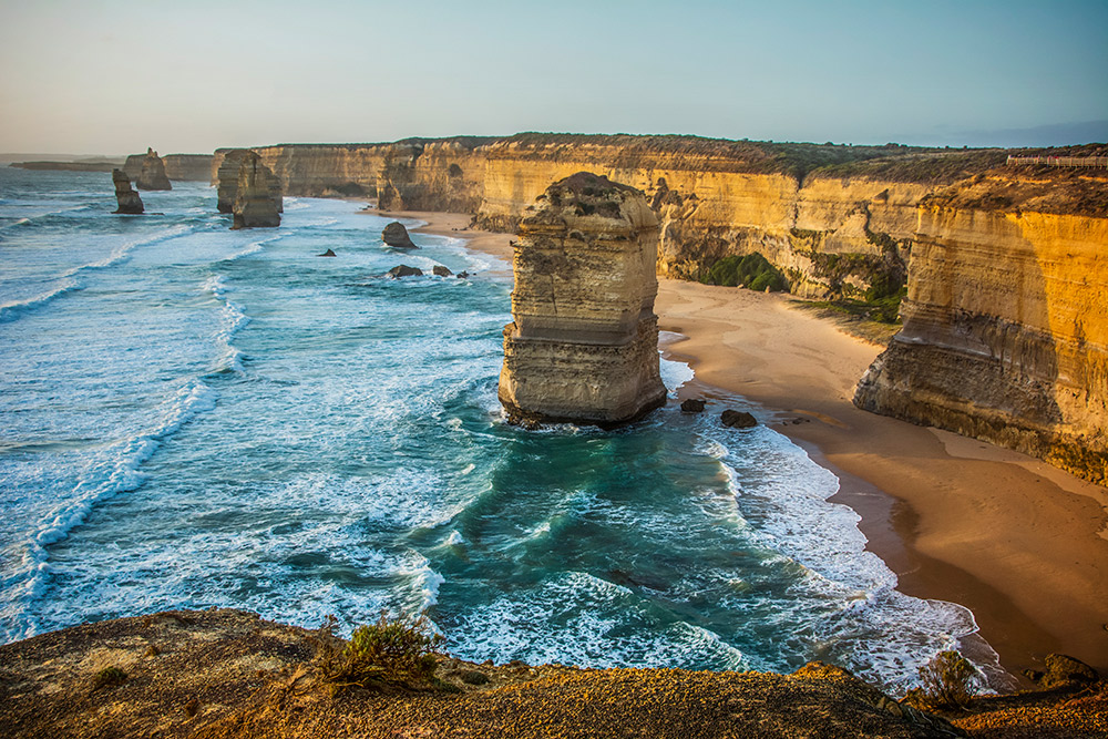 Check out the 12 Apostles on the Great Ocean Road – a great day trip from Melbourne.