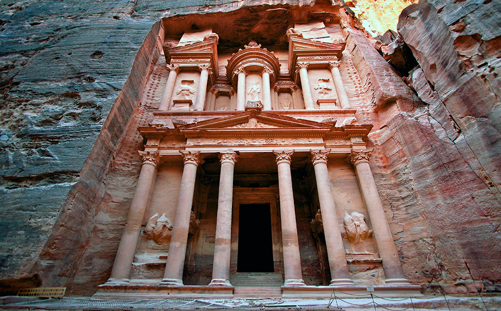 Visit Petra for the ruins, stay for the coffee.