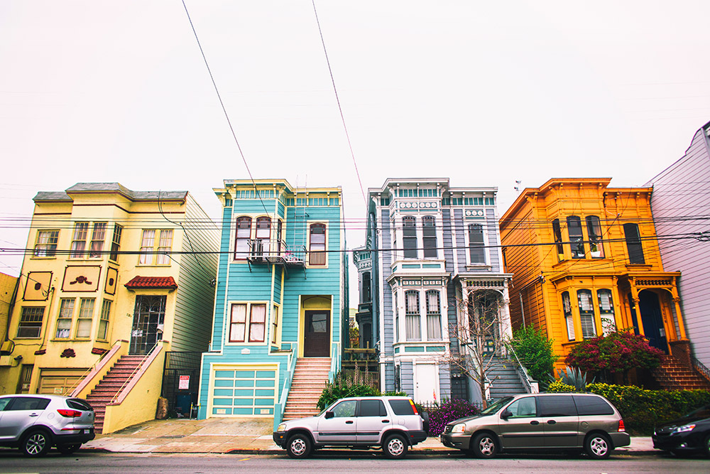 Make your way to The Mission, San Fran's oldest neighbourhood. Photo courtesy Thomas H.
