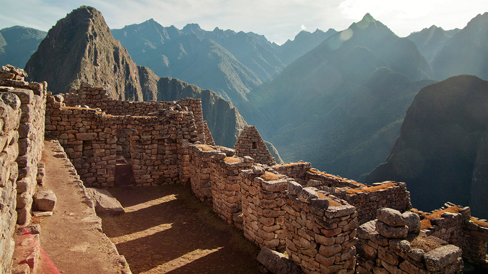 There are many impressive archaeological sites across Peru.