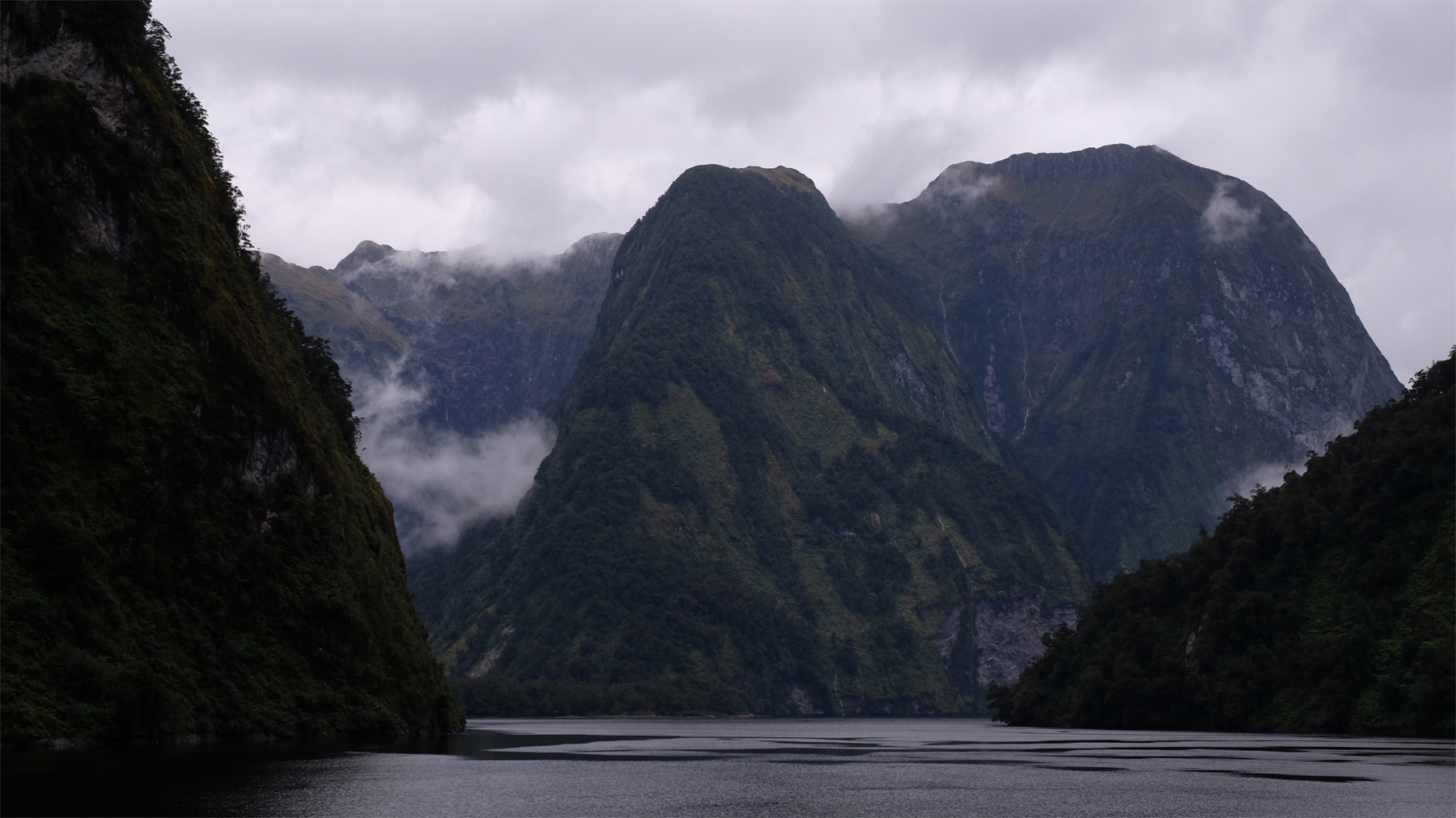 Doubtful Sound.