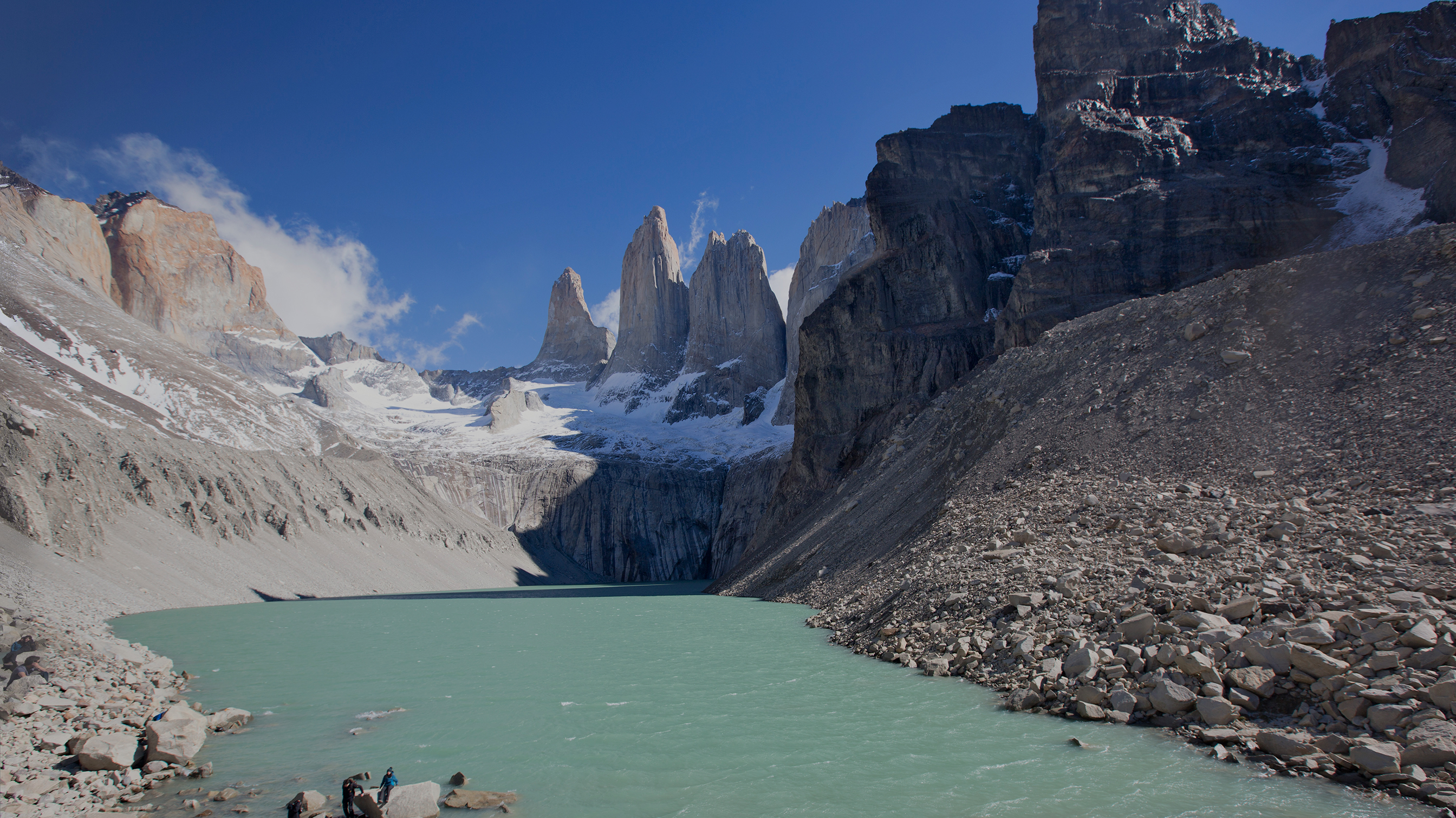 Patagonia South America >> Los Cuernos: The Horns of Patagonia - G Adventures