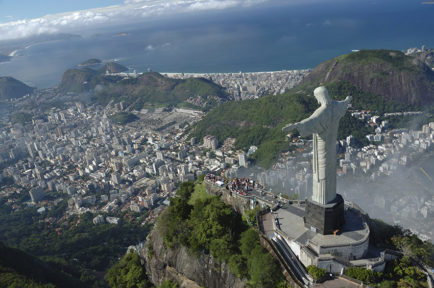 Caipirinha is as much a part of Brazil as the Christ the Redeemer statue in Rio.