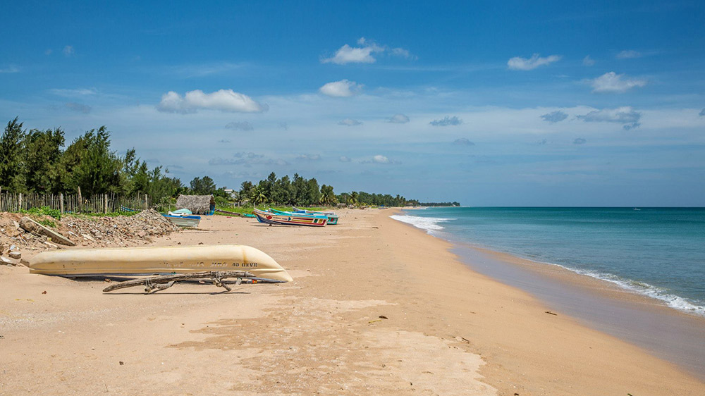 Once you get to Nilaveli and its beaches, you won't soon want to leave.