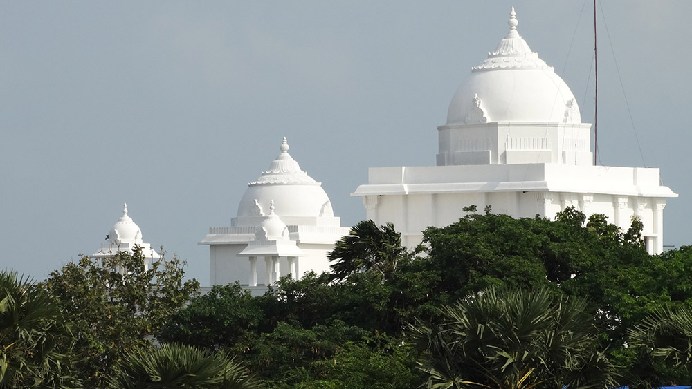 Jaffna Public Library. Photo courtesy Adam J.