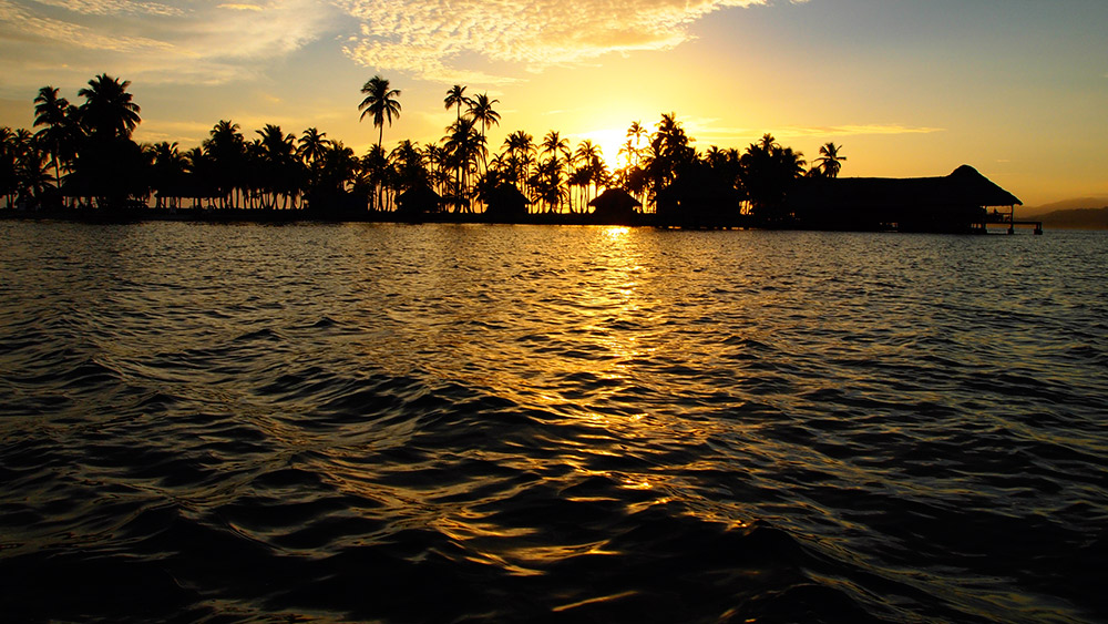 The San Blas Islands are Panama's natural paradise. Photo courtesy Kent M.
