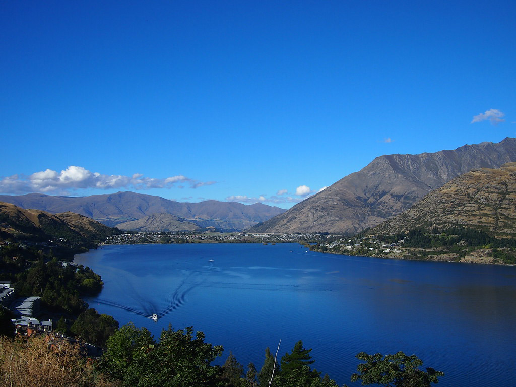 Queenstown leaves its mark.