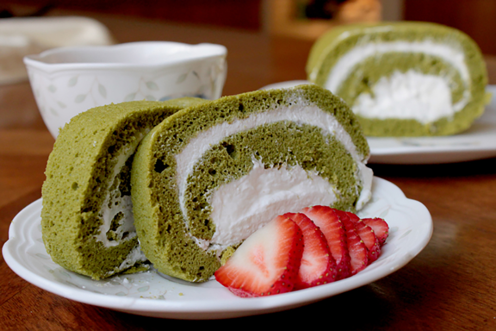 Matcha desserts have gained popularity in recent years. Photo courtesy of cyclonebill.