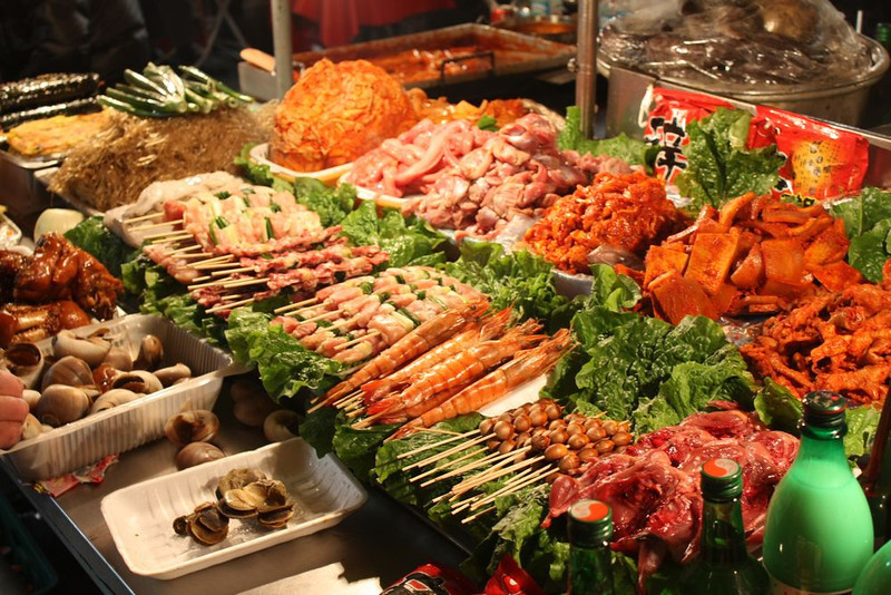 Searching for Seoul's best street food - G Adventures