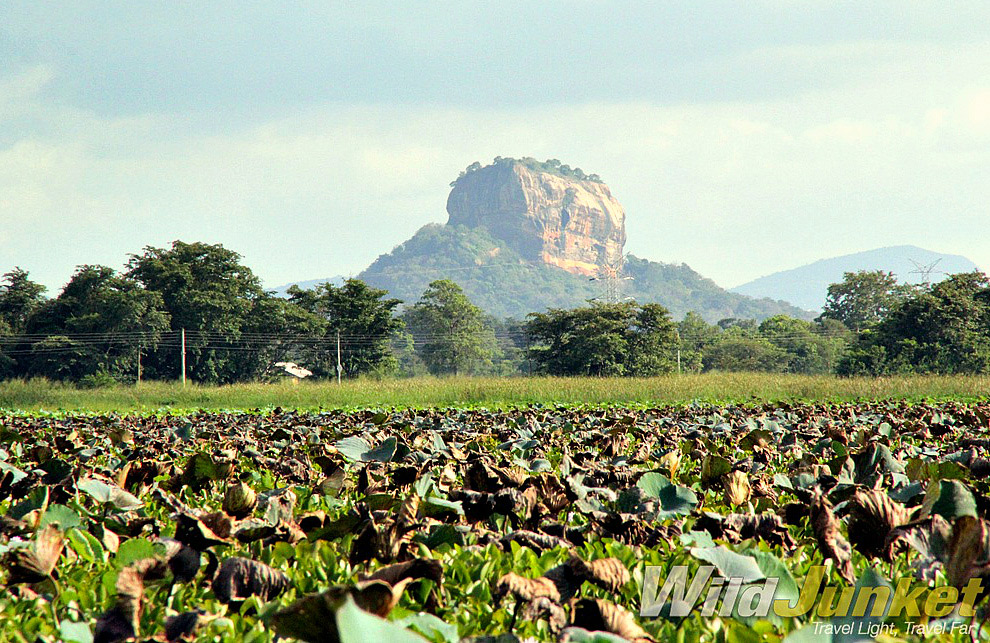 Sri Lanka, a tranquil Garden of Eden in South Asia.