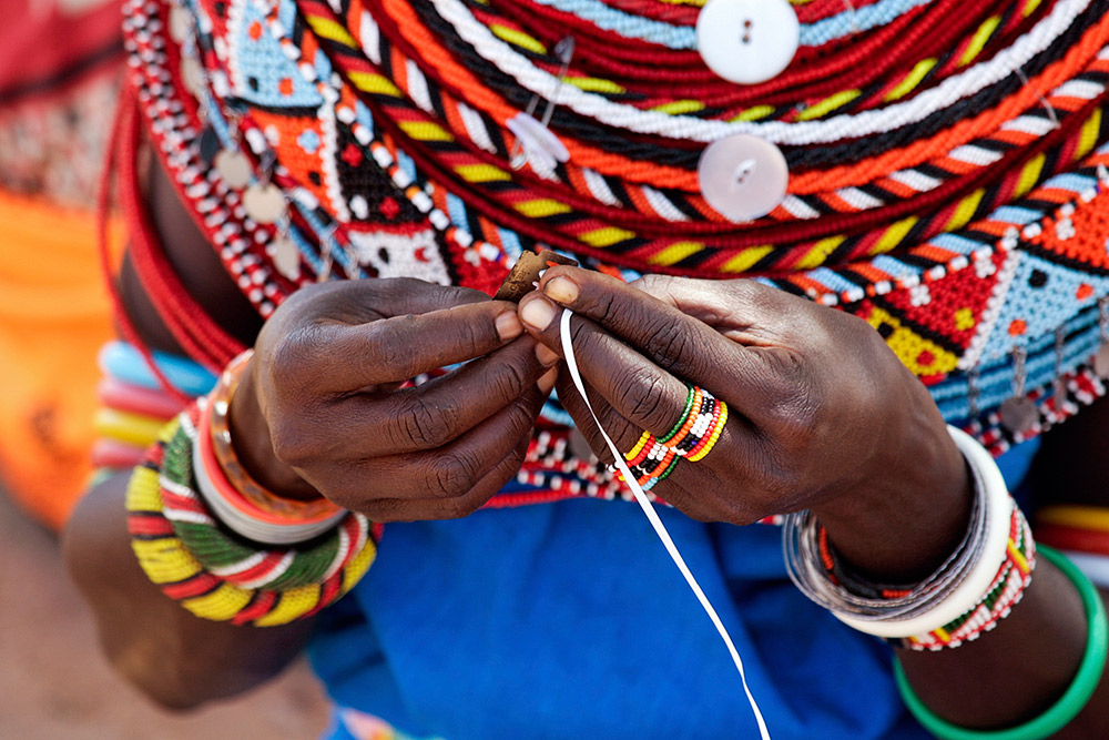 Cultural Fabric: The Maasai's Shuka - G Adventures