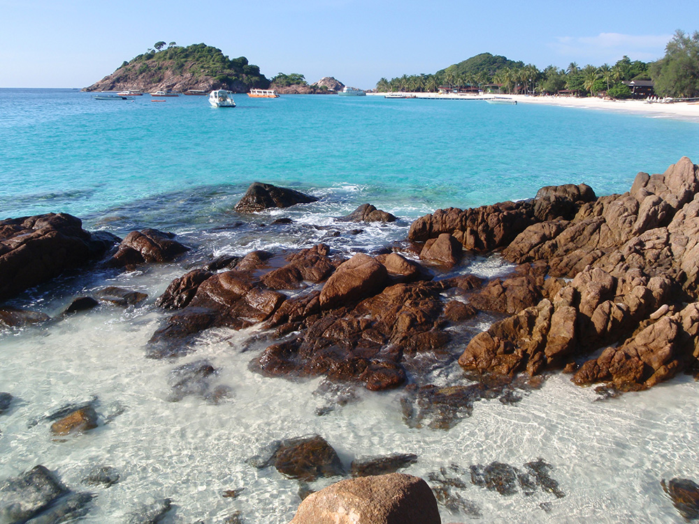 Redang is close to the Perhentian Islands, and just as stunning. Photo courtesy of Daniel Chong Kah Fuh.