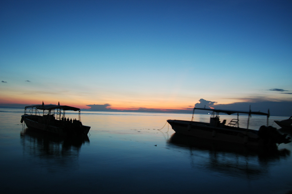 Mabul after sunset. Photo courtesy of wajakemek.
