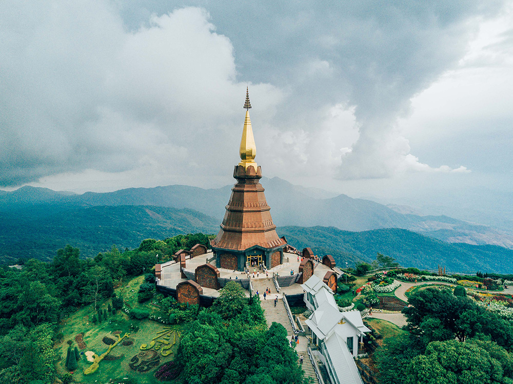 Travelling through northern Thailand can lead to many memorable experiences.
