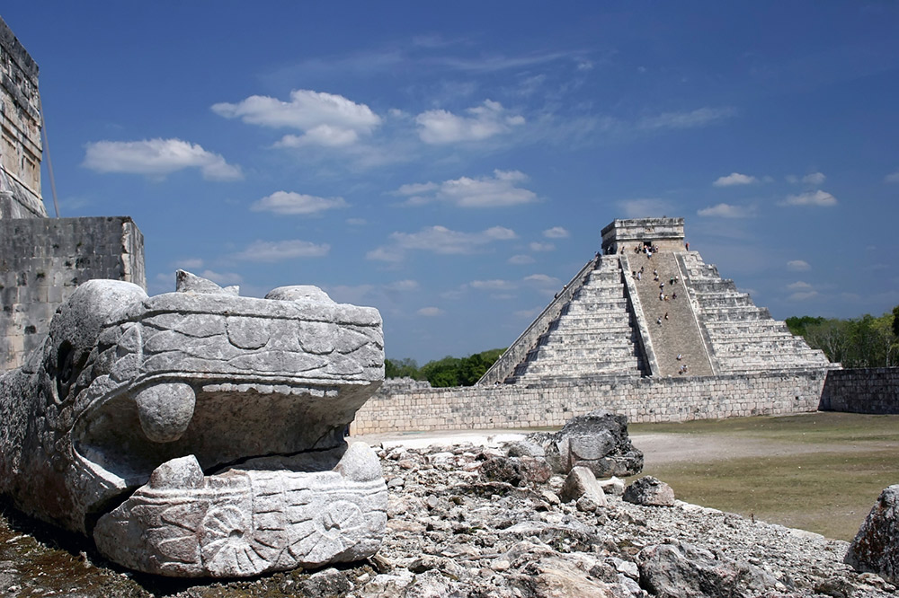 Today, Chichén Itzá captures the imagination of all who visit.