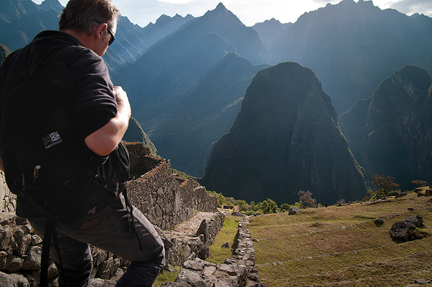Machu Picchu is the best reward for completing the Inca Trail.