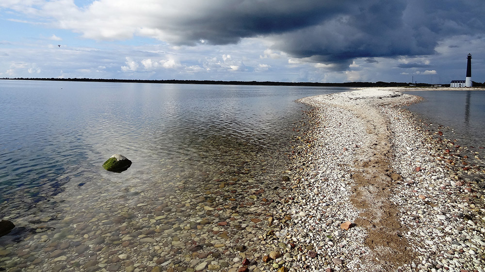 The clearwater shores around Saaremaa. Photo courtesy Merseburg G.