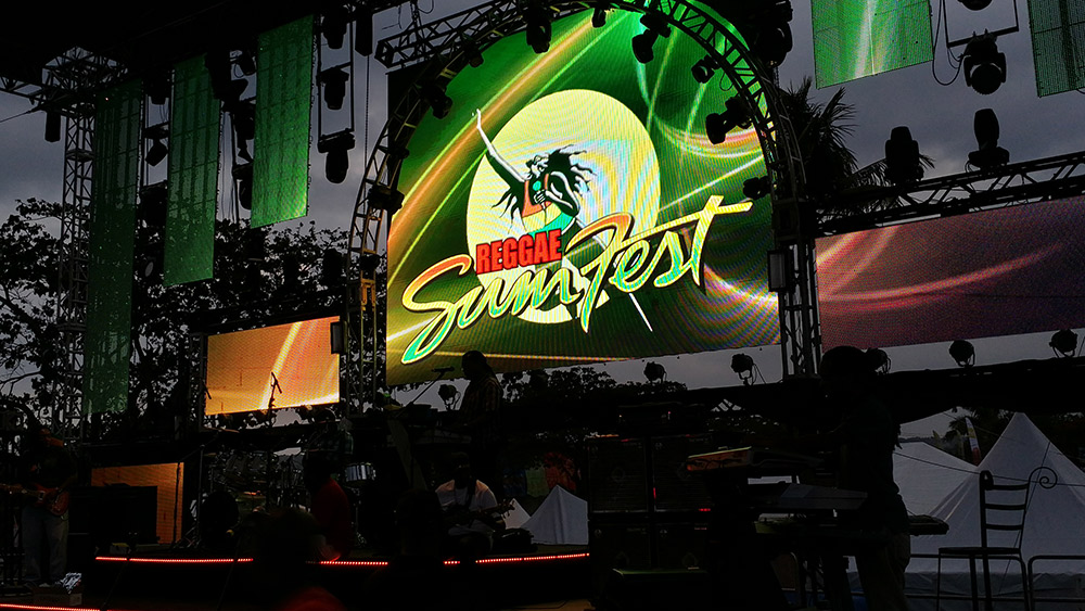 Sumfest is more than the main stage. Festival goers can enjoy all sorts of spin-off events. Photo courtesy Sergio L.