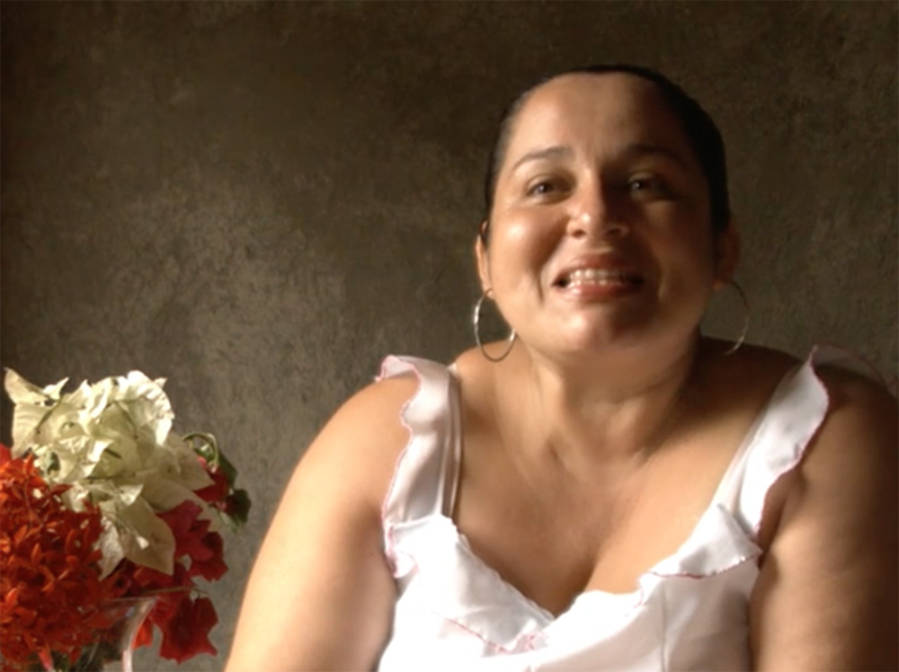 Karla has opened a small grocery store since beginning work with La Paloma in Nicaragua.