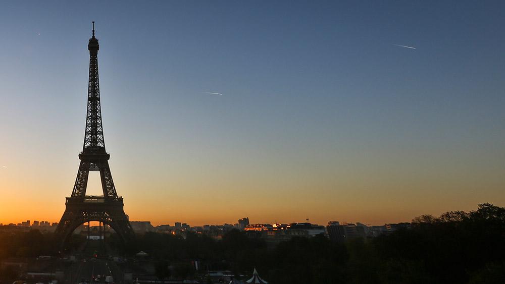 Gustave Eiffel hails from Burgundy.