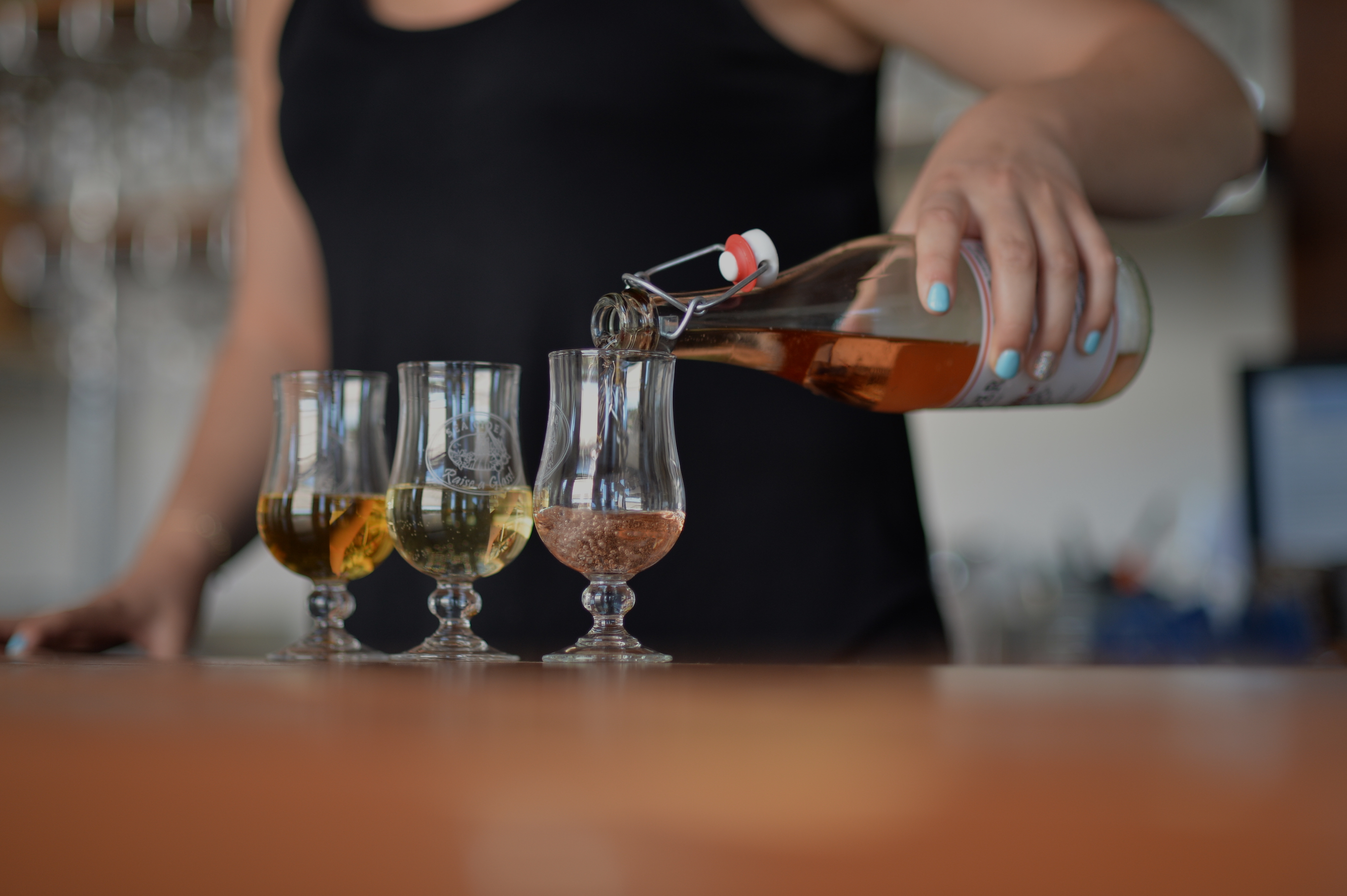 7 cideries to check out on Vancouver Island