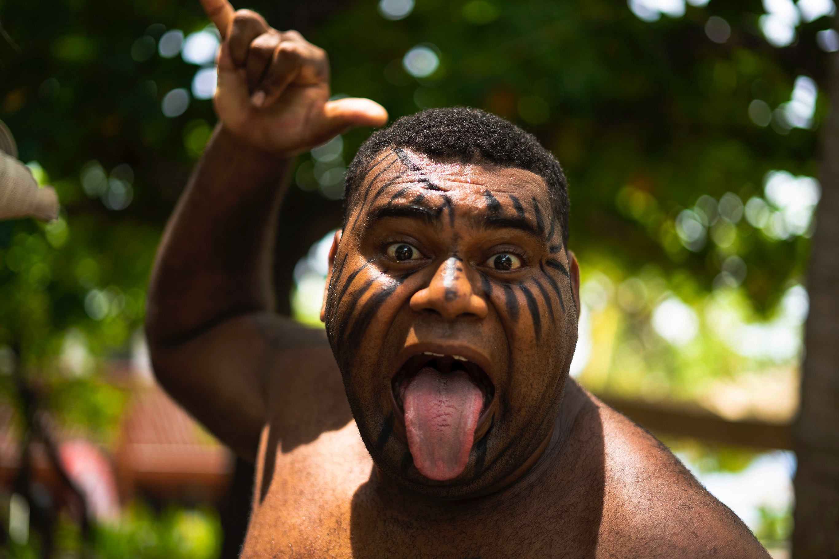 Courage pays dividends when facing the haka in New Zealand - G Adventures