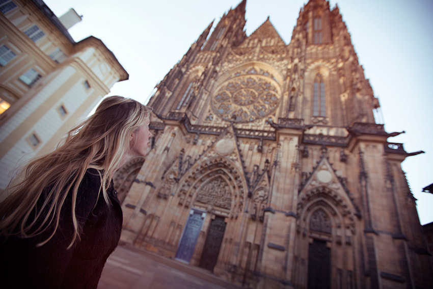 Let Prague cast its spell on you.