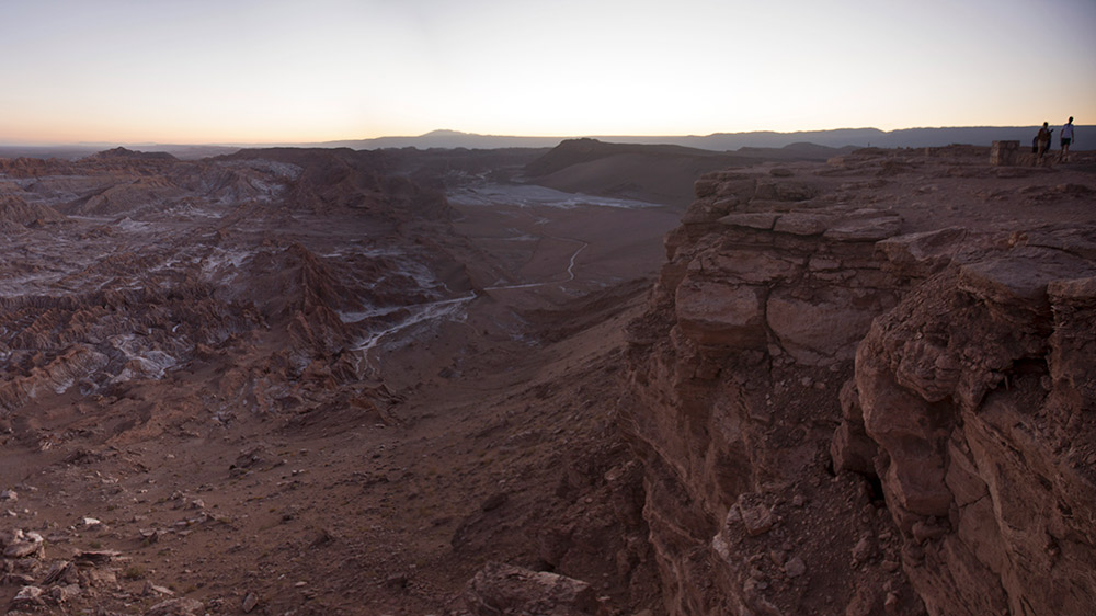 Atacama's otherworldly appearance and terrain have been likened to Mars.