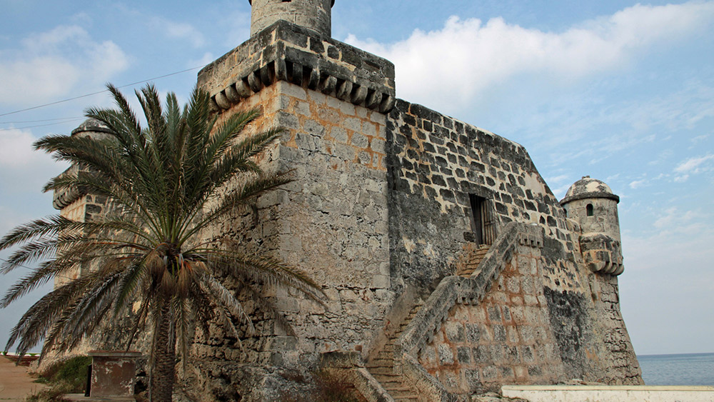 The Spanish Fort in Cojimar. Photo courtesy Terry F.