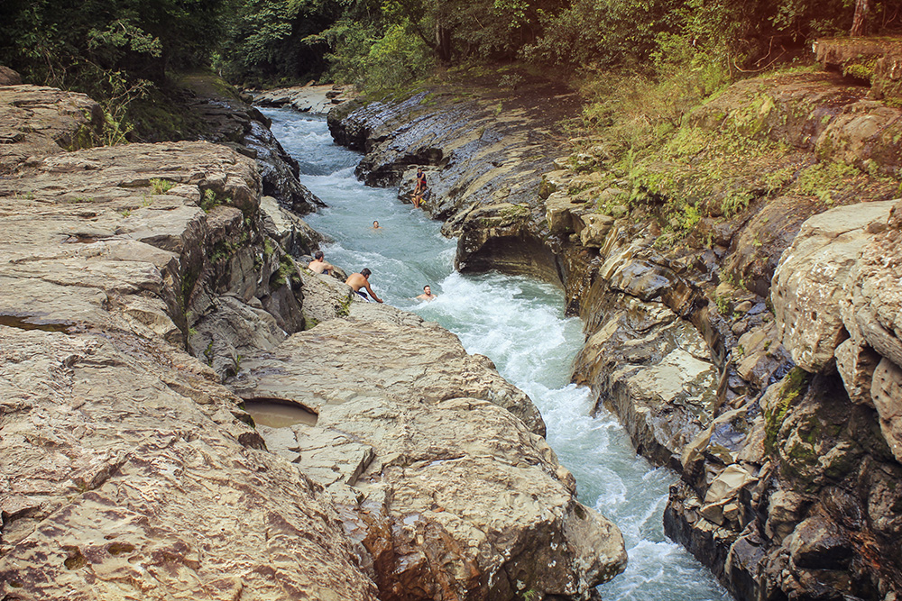 Boquete's many rivers make whitewater rafting in the area a must-do.