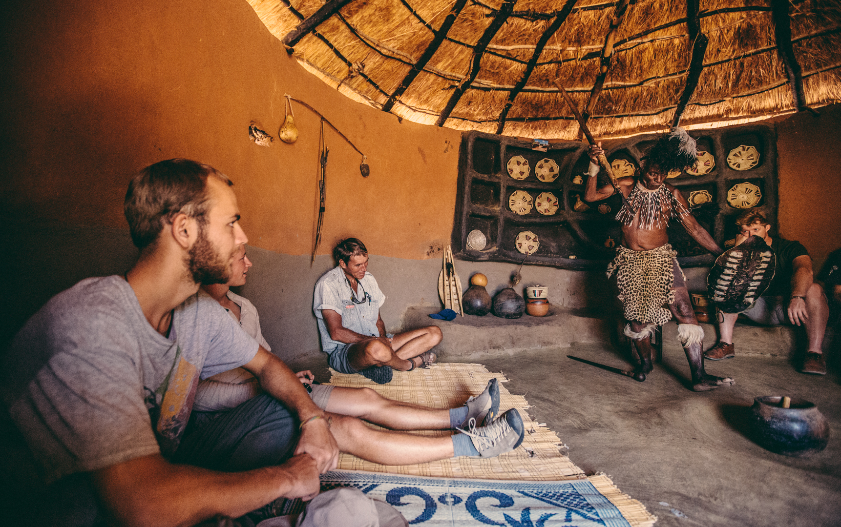 The stories told by local tribes in Matobo bring up the realities of surviving in the remote regions of Southern Africa.