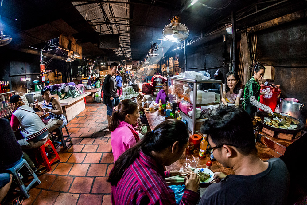 The markets in Southeast Asia never disappoint, and those in Cambodia are no different!