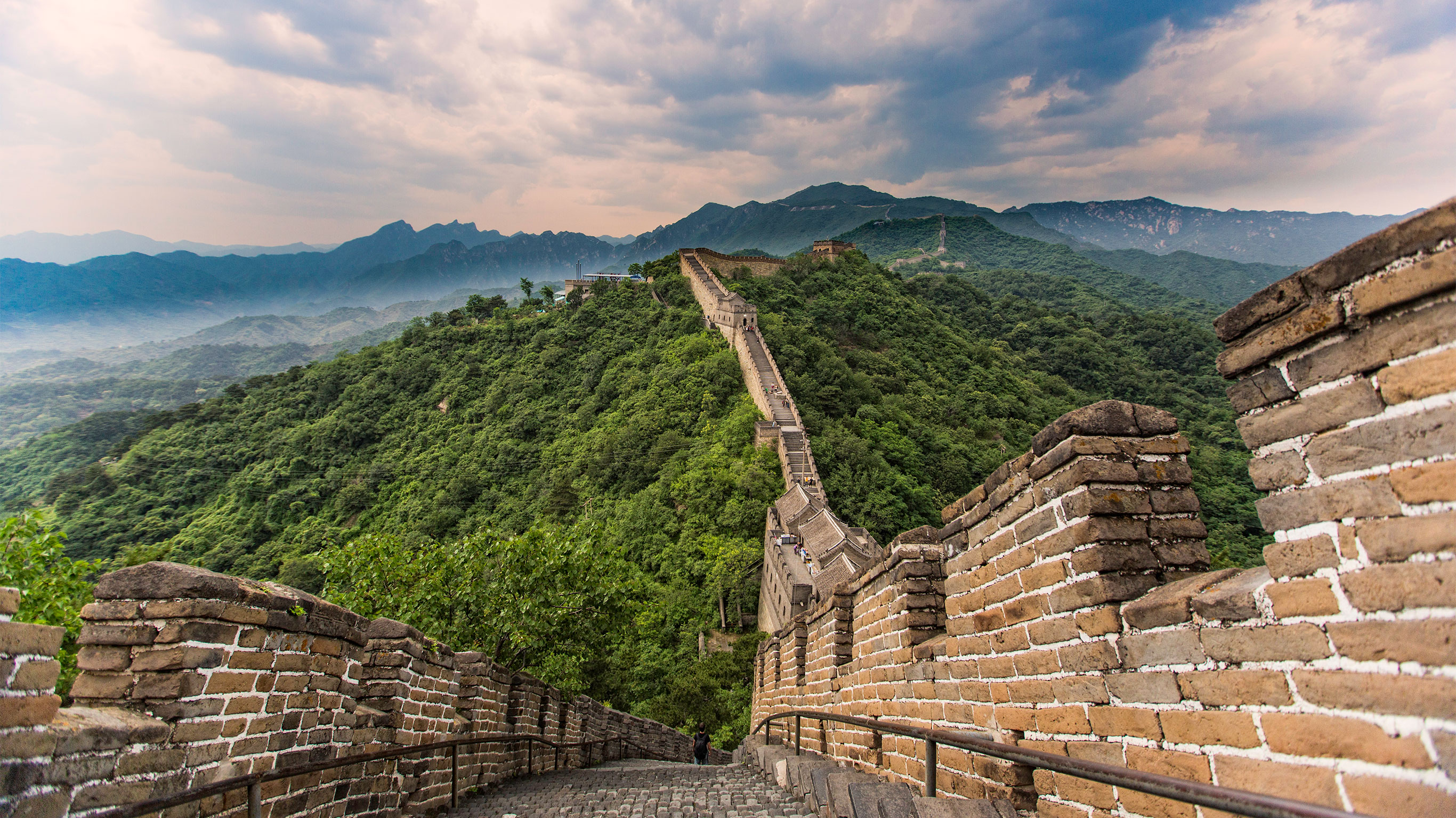 Walk the Great Wall of China in China Asia G Adventures