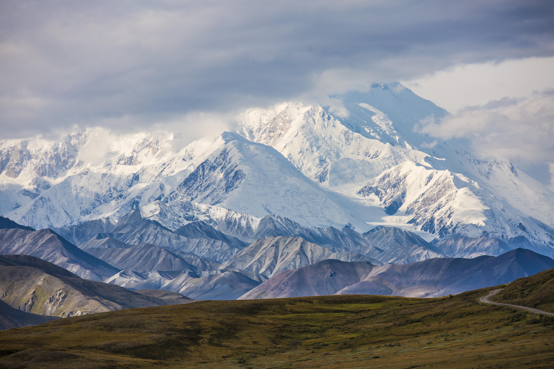 Argent Sterling Mont McKinley en Alaska charme