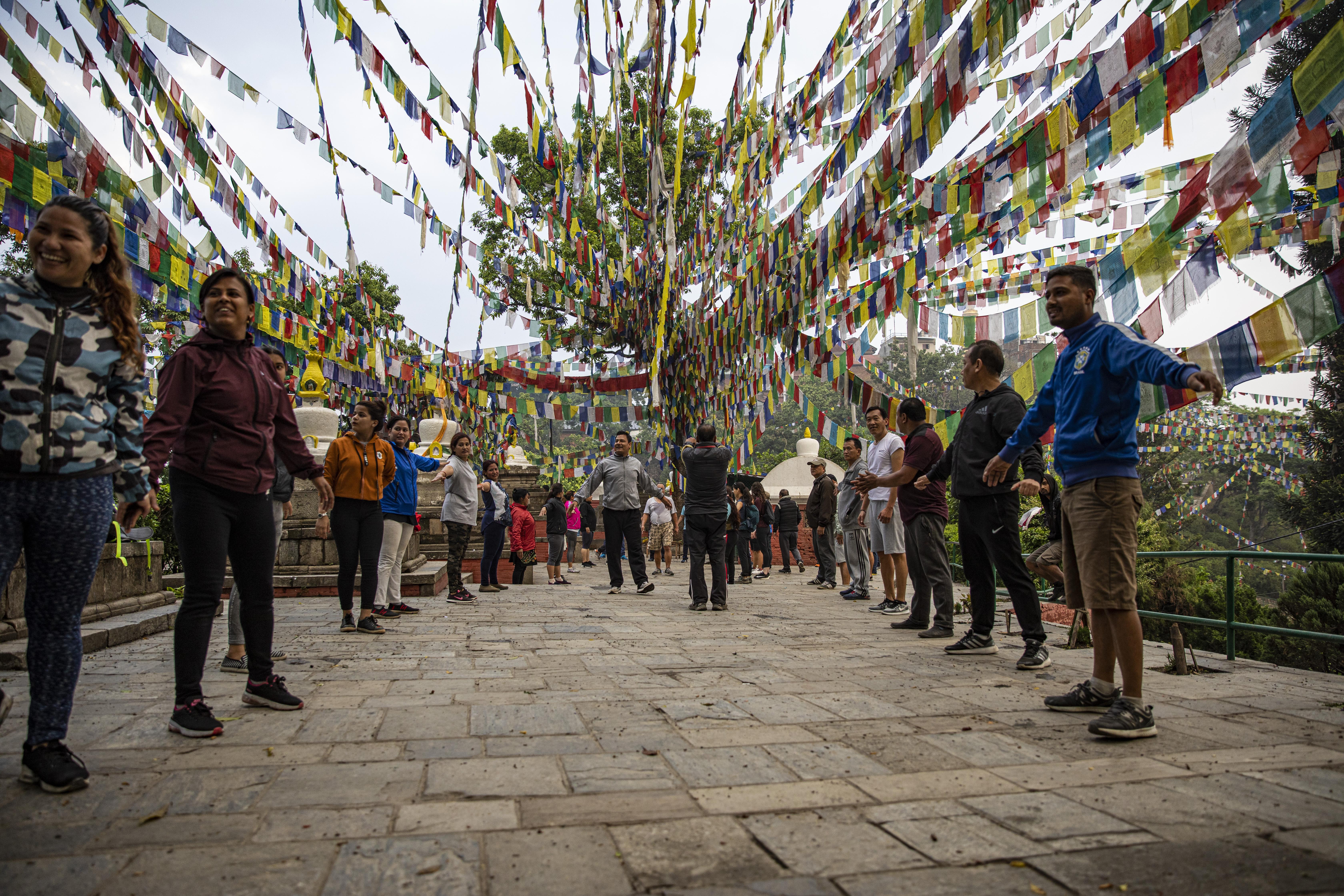 Delhi to Kathmandu Adventure