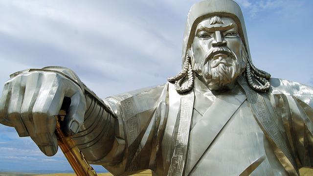 trans mogolian adventure