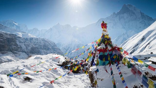 Nepal Keşif Turu